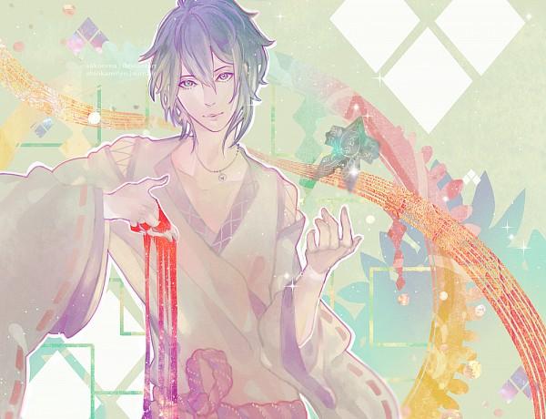 Tags: Anime, Pixiv Id 1917724, Shinsekai Yori, Aonuma Shun, Fanart, Pixiv