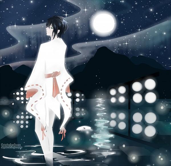 Tags: Anime, Pixiv Id 1917724, Shinsekai Yori, Aonuma Shun, Pixiv, Fanart
