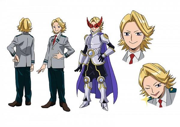 Aoyama Yuuga - Boku no Hero Academia