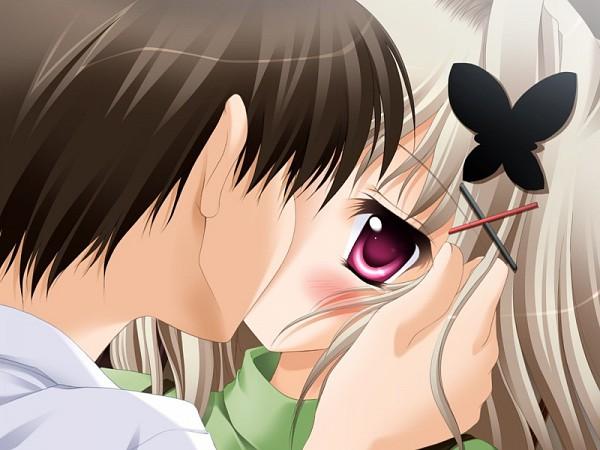Tags: Anime, feng, Aozora no Mieru Oka, Hayami Iori, CG Art
