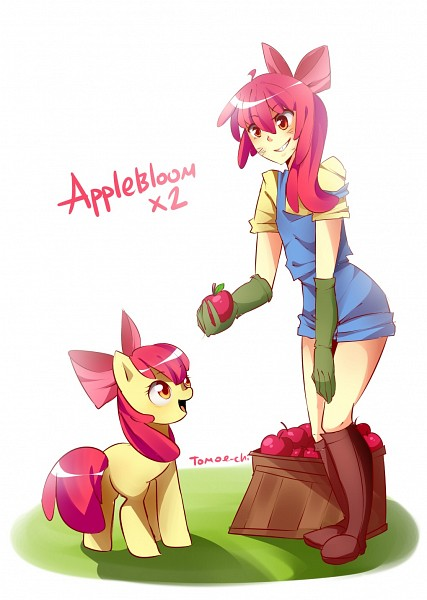Apple Bloom - My Little Pony
