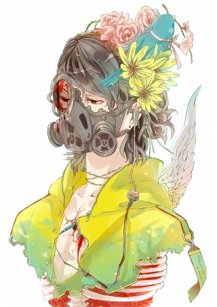Tags: Anime, Applepiefasna, Ribs, Steampunk, Mobile Wallpaper, Original