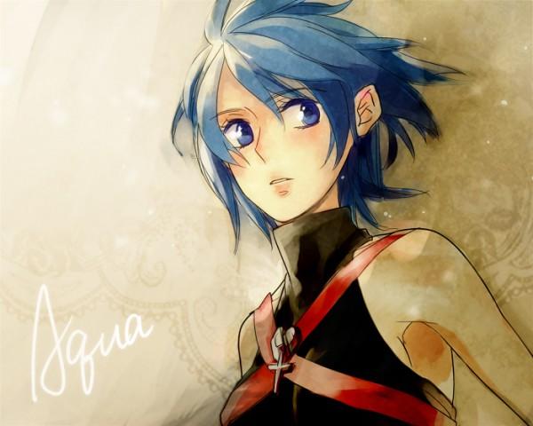 Tags: Anime, Kingdom Hearts: Birth by Sleep, Kingdom Hearts, Aqua (Kingdom Hearts)