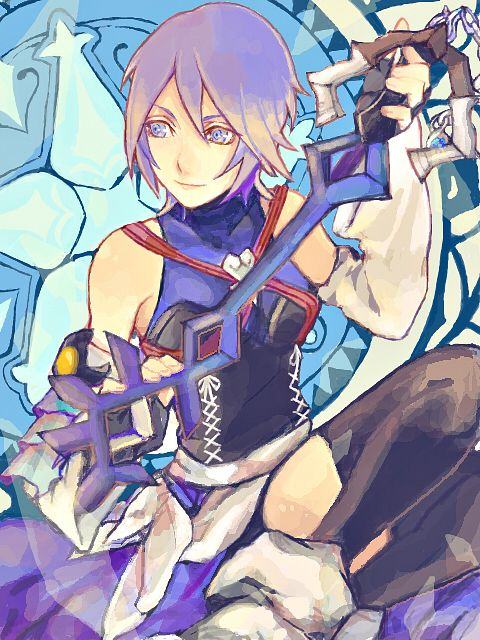 Aqua (Kingdom Hearts) - Kingdom Hearts: Birth by Sleep