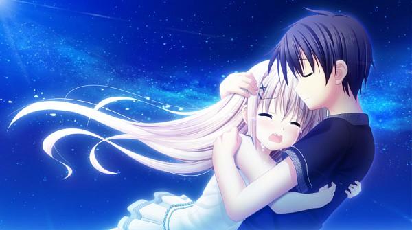 Tags: Anime, Akizuki Tsukasa, Sora Hane, Sorahane, Aqua (VN), Tsukishiro Nanari, Narumi Souta