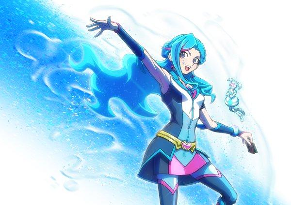 Aqua (Yu-Gi-Oh! VRAINS) - Yu-Gi-Oh! VRAINS