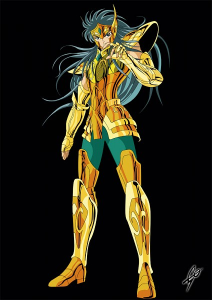 Tags: Anime, Saint Seiya, Aquarius Camus, Gold Saints