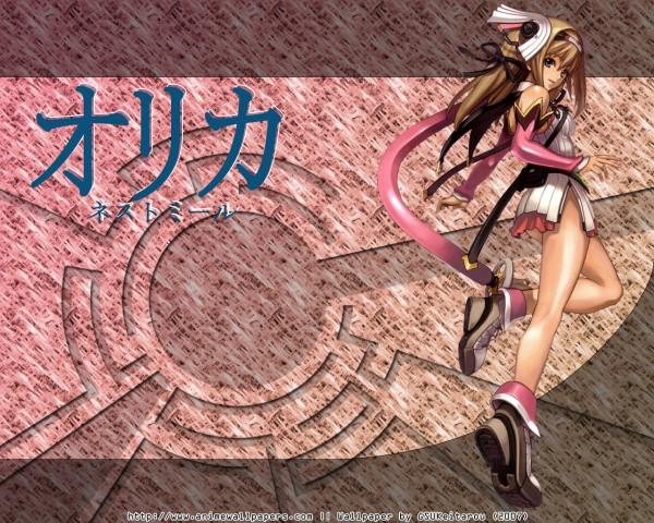 Tags: Anime, Ar Tonelico, Aurica Nestmile, Wallpaper