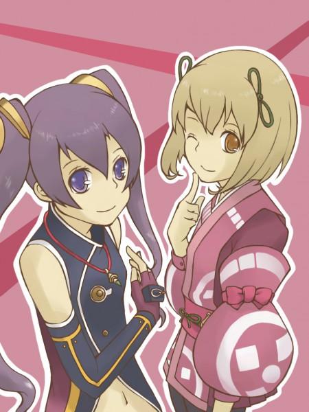 Tags: Anime, Ar Tonelico III, Ar Tonelico, Sasha (ar Tonelico Iii), Cocona Vatel