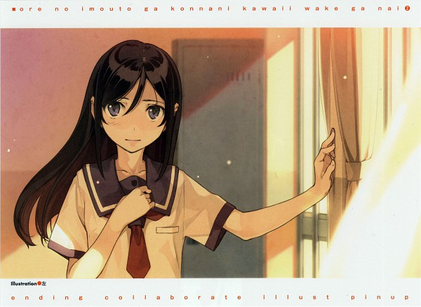 Tags: Anime, Hidari, Ore no Imouto ga Konna ni Kawaii Wake ga Nai, Aragaki Ayase, End Cards, Ore No Imouto Ga Konna Ni Kawaii Wake Ga Nai - End Cards