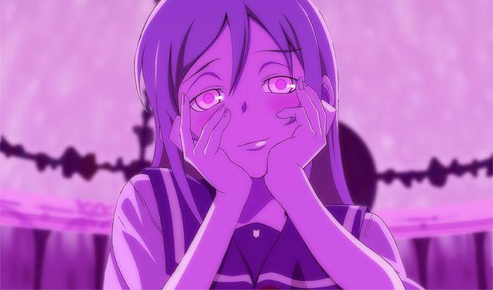 Tags: Anime, Hiro 23 Kura, Ore no Imouto ga Konna ni Kawaii Wake ga Nai, Aragaki Ayase, Mirai Nikki (Parody)