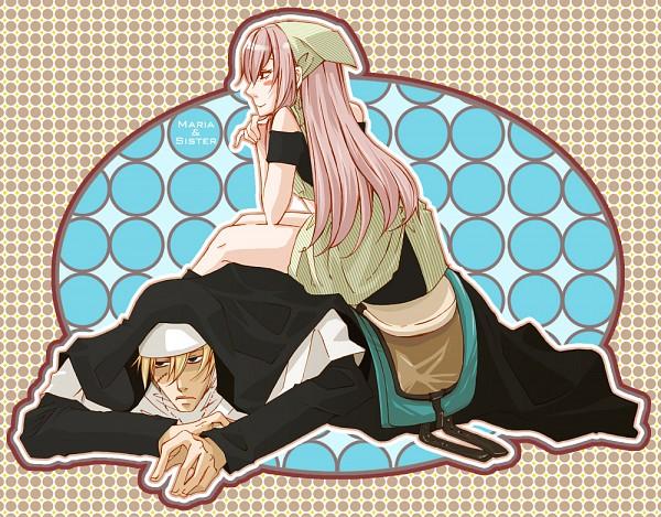Tags: Anime, Arakawa Under the Bridge, Maria (Arakawa), Sister (Arakawa)