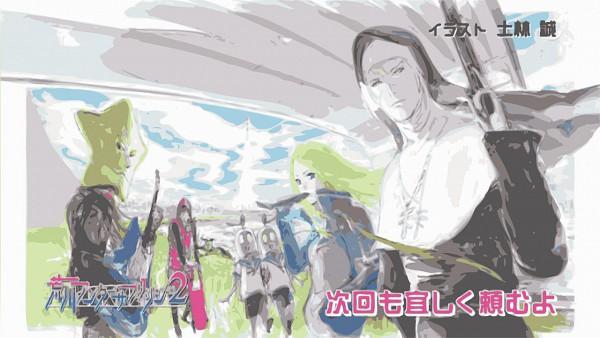 Tags: Anime, Arakawa Under the Bridge, Nino (Arakawa), Sister (Arakawa), Hoshi, Wallpaper, Metal Brothers