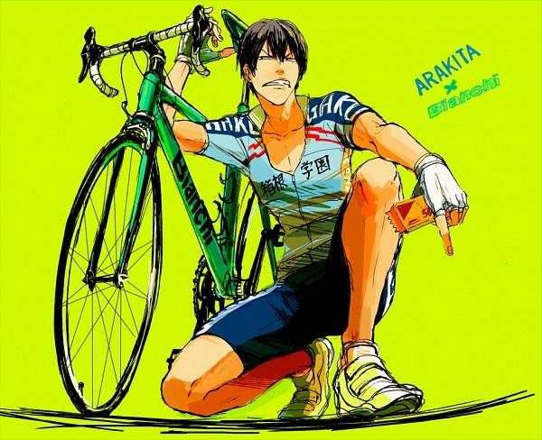 Tags: Anime, Koujisako, Yowamushi Pedal, Arakita Yasutomo, Pixiv, Fanart, Fanart From Pixiv
