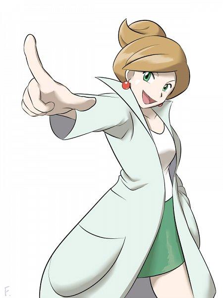 Araragi (Pokémon) (Professor Juniper) - Pokémon
