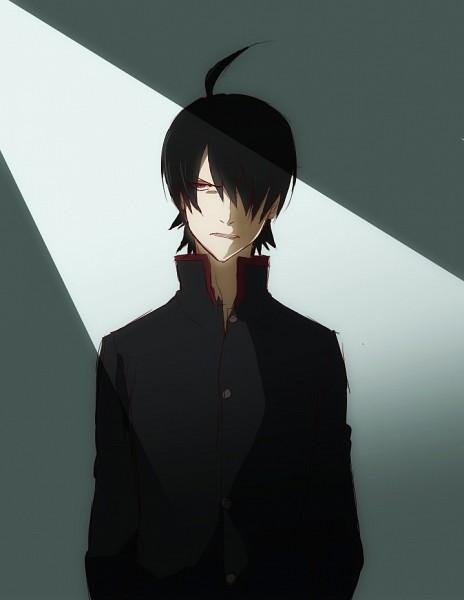 Tags: Anime, Pixiv Id 2289279, Monogatari, Araragi Koyomi
