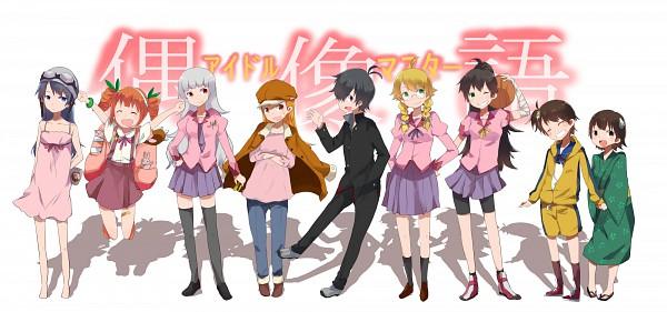 Araragi Tsukihi (Cosplay) - Araragi Tsukihi