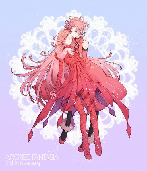 Tags: Anime, Pixiv Id 379667, Arc Rise Fantasia, Adele Nevalinna, Pixiv, Fanart, Fanart From Pixiv