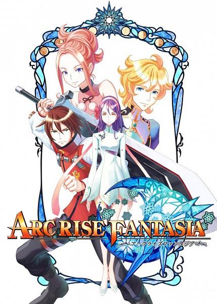 "Tags: Anime, Arc Rise Fantasia, Adele Nevalinna, Ryfia, L'Arc Bright Lagoon, Alphonse ""Alf"" Meridia"