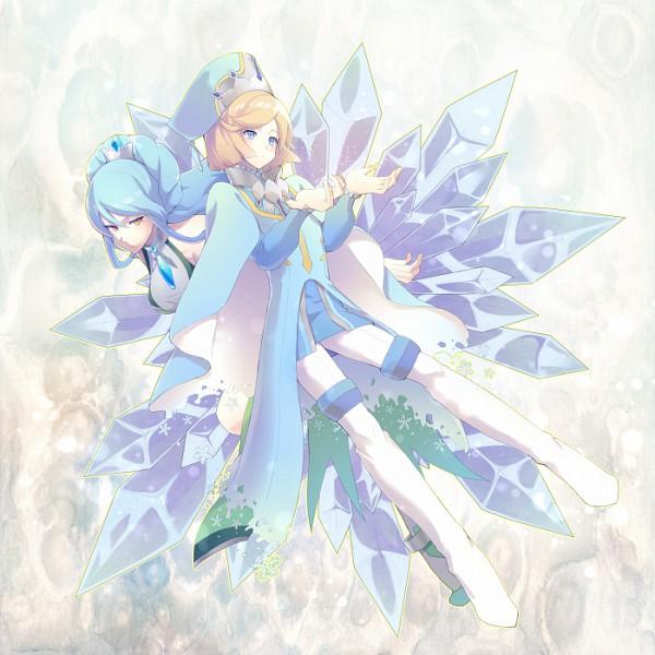 Tags: Anime, sakudada, Arc Rise Fantasia, Luze (Fantasia), Saura