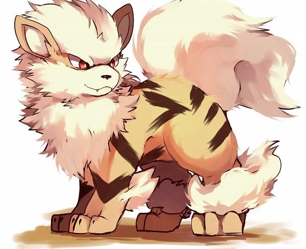 Tags: Anime, Pixiv Id 3292318, Pokémon, Arcanine, Fanart From Pixiv, Fanart, PNG Conversion, Pixiv