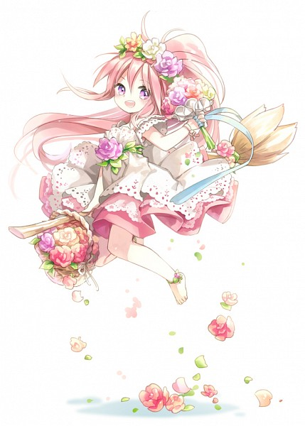 Tags: Anime, Hajida, Tales of Phantasia, Arche Klein, Fanart, Pixiv