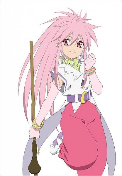 Tags: Anime, Fujishima Kousuke, Tales of Phantasia, Arche Klein, Official Art