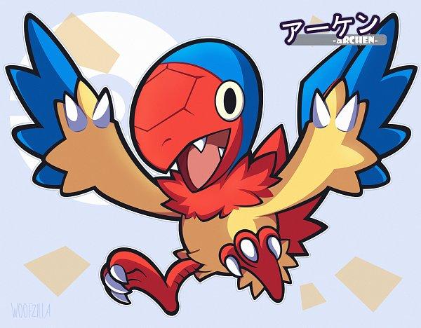 Tags: Anime, GAME FREAK, Nintendo, Pokémon SPECIAL, Pokémon (Anime), Pokémon Black & White, Pokémon, Archen, Archeops