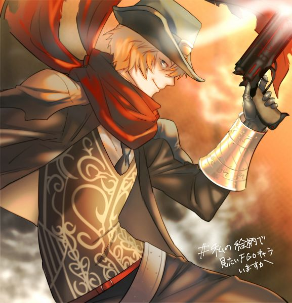 Tags: Anime, Pixiv Id 5932771, Fate/Grand Order, Archer (Billy the Kid)