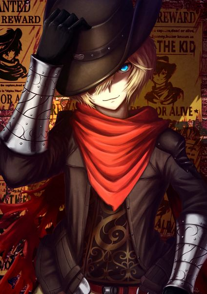 Tags: Anime, Pixiv Id 10949968, Fate/Grand Order, Archer (Billy the Kid)