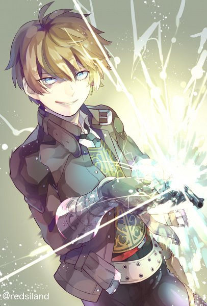 Tags: Anime, Pixiv Id 2096974, Fate/Grand Order, Archer (Billy the Kid)