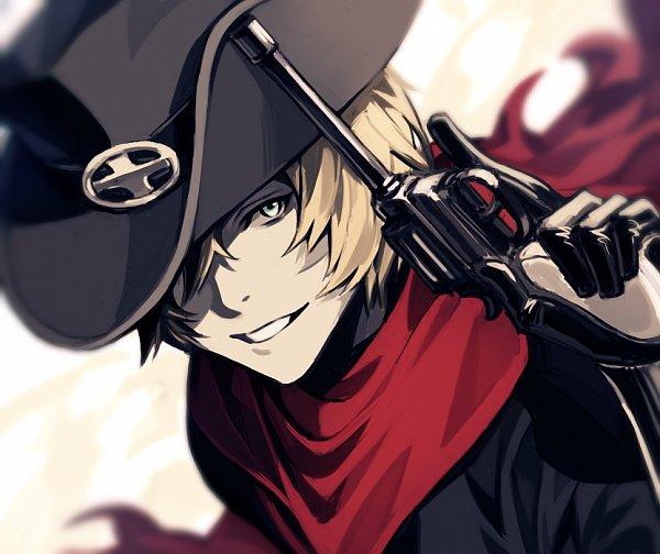 Tags: Anime, Komo (Sleepy), Fate/Grand Order, Archer (Billy the Kid)