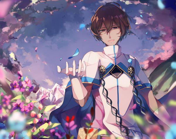 Tags: Anime, Hiyunagi, Fate/Grand Order, Archer (Fate/Grand Order), Fanart, Fanart From Pixiv, Pixiv