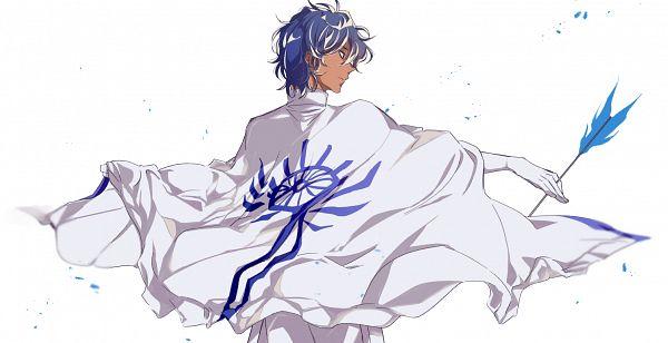 Tags: Anime, Mayumi (Tsunkatsu), Fate/Grand Order, Archer (Fate/Grand Order), Fanart From Pixiv, Facebook Cover, Pixiv, Fanart