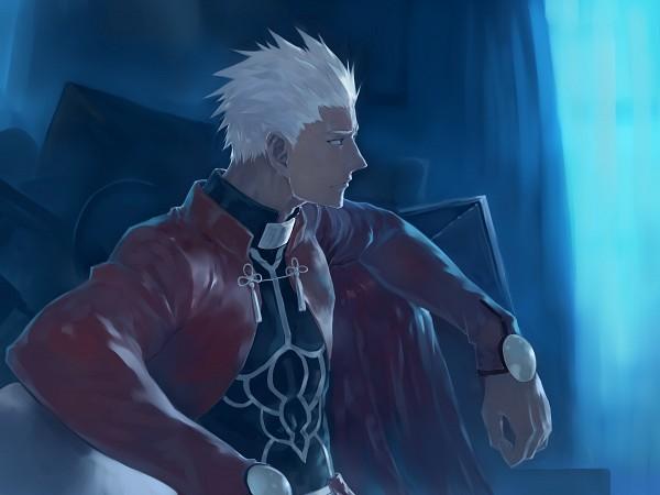 Tags: Anime, Bob (Biyonbiyon), Fate/stay night, Archer (Fate/stay night), Fanart From Pixiv, Fanart, Pixiv