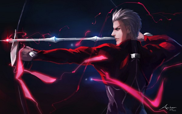 Tags: Anime, Pixiv Id 6630104, Fate/stay night, Archer (Fate/stay night), Fanart From Pixiv, Fanart, Pixiv, Wallpaper