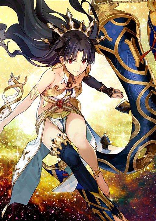 Archer (Ishtar) - Tohsaka Rin