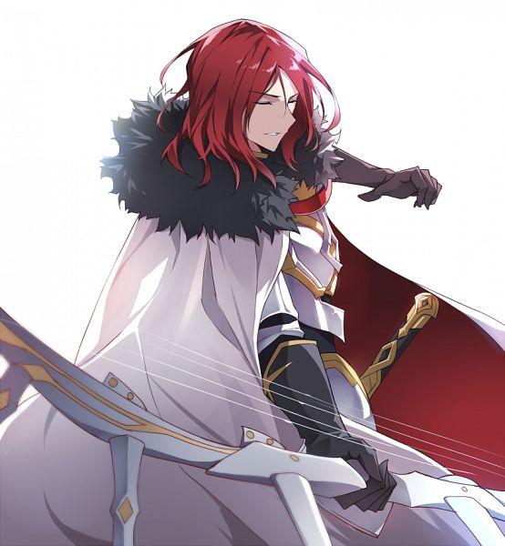 Tags: Anime, Tsuedzu, Fate/Grand Order, Archer (Tristan), PNG Conversion