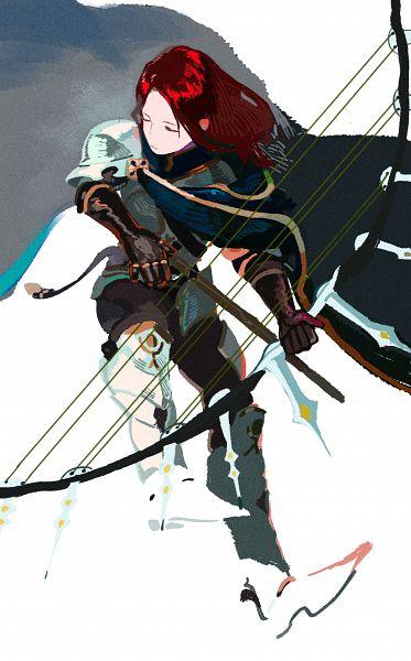 Tags: Anime, Pixiv Id 5884229, Fate/Grand Order, Archer (Tristan), Pixiv, Fanart, Fanart From Pixiv