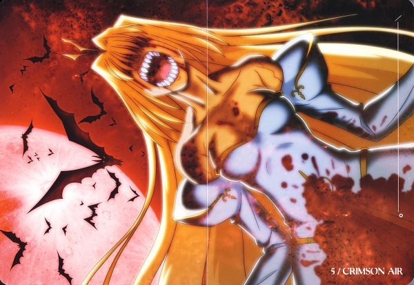 Tags: Anime, TYPE-MOON, Tsukihime, Archetype Earth, Official Art