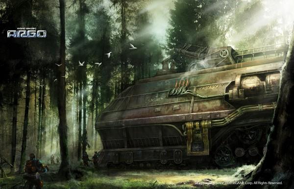 Tags: Anime, Argo, Tank