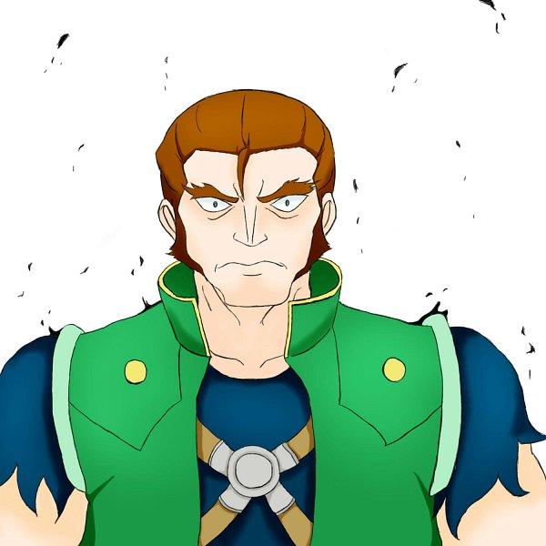 Argo Gulskii - Mobile Fighter G Gundam
