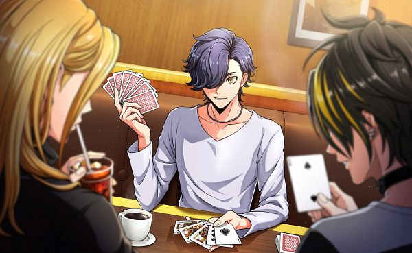 Tags: Anime, Argonavis from BanG Dream!, Argonavis from BanG Dream! AASide, Akebono Ryou, Misono Reon, Sakaigawa Miyuki, Card Game, Official Art, Official Card Illustration