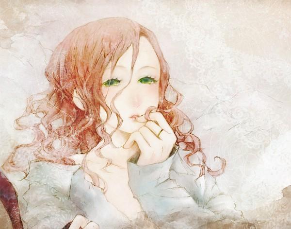 Tags: Anime, Mignolo, Inception, Ariadne, Pixiv, Fanart From Pixiv, Fanart