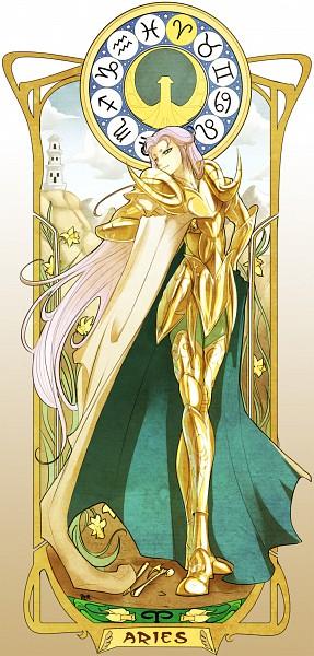 Aries Mu - Saint Seiya