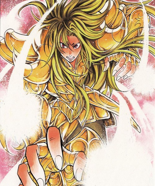 Tags: Anime, Saint Seiya Lost Canvas, Saint Seiya, Aries Shion, Gold Saints -the Lost Canvas, Gold Saints