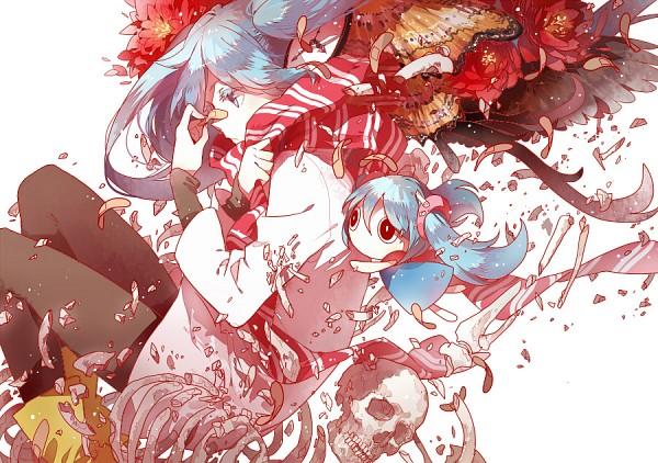 Tags: Anime, Rella, VOCALOID, Hatsune Miku, Patch On The Nose, Arifureta Sekai Seifuku, Common World Domination