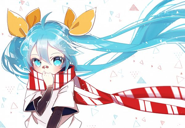 Tags: Anime, Pixiv Id 3270119, Project DIVA Arcade Future Tone, VOCALOID, Hatsune Miku, Patch On The Nose, Project DIVA Arifureta Miku, Pixiv, Arifureta Sekai Seifuku, Common World Domination