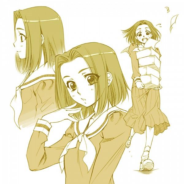 Tags: Anime, Mami Akira, Maria-sama ga Miteru, Arima Nana