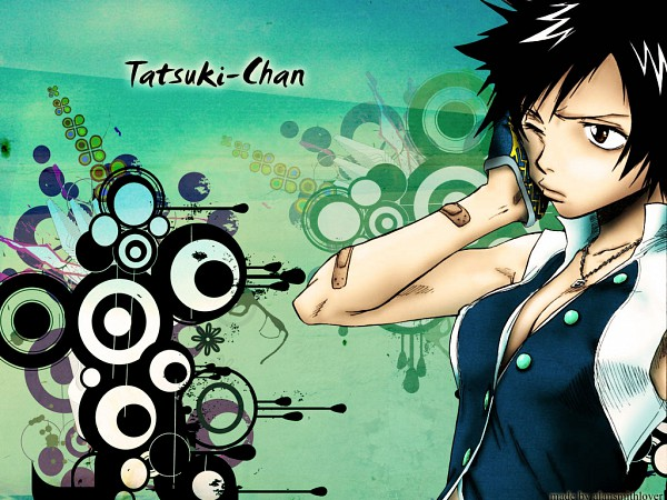 Tags: Anime, BLEACH, Arisawa Tatsuki, Wallpaper